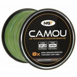 Monofilament NGT Camo Line...